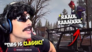 DrDisRespect's Funniest Stream Sniper Ever on PUBG | Best Doc Moments + EPIC PUBG Game (12/19/18)