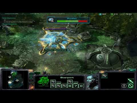 StarCraft 2 Campaign Playthrough Part 50 (Safe Haven)