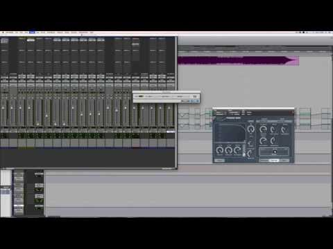 Introduction to VCAs in Pro Tools
