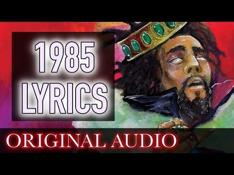 1985 ( intro to the fall off ) | LYRICS | J Cole full song link in the description