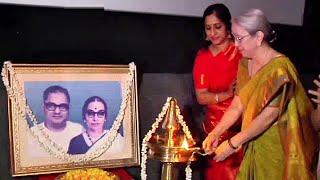 Mother Of Mohiniyattam