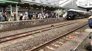 485系 団体臨時列車「ありがとうジパング」回送  盛岡駅発車