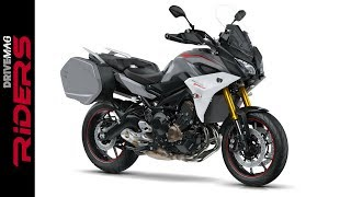 2018 Yamaha Tracer 900 GT. What
