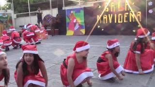 """3º Año Básico -""""Santa Claus llega a la ciudad"""""""
