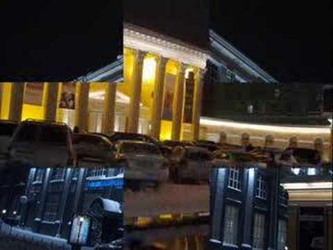 Новосибирск вчера и сегодня/Novosibirsk yesterday and today