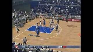 College Hoops 2K7 Xbox 360 Video