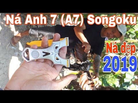 Mẫu ná đẹp 2019 ( A7 ) SONGOKU và cách vô dây cho ná
