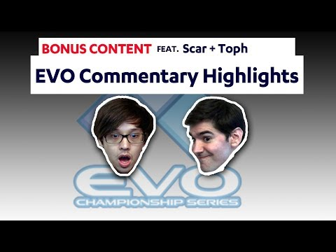 Scar and Toph EVO Commentary Highlights