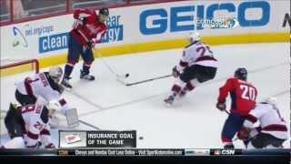 Голы Овечкина в NHL сезон 12-13(, 2013-04-06T09:21:26.000Z)