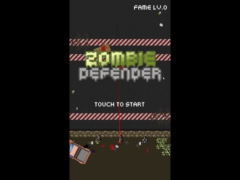 Zombie Defender Android Gameplay
