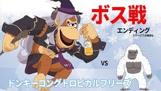 [LIVE] 【ドンキー】ボス戦!!ドンキーメアリはこれで終わり!!?最終回!!【西園寺メアリ / ハニスト】