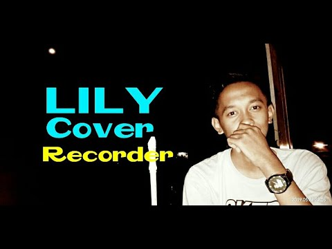 alan-walker-~-lily-cover-recorder-|flute|