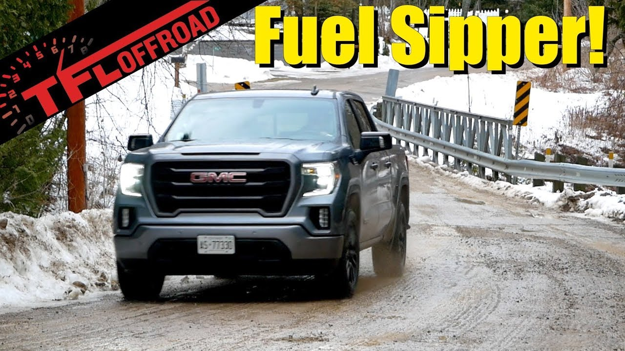 Mpg Surprise Can The 2020 Gmc Sierra 3 0l Diesel Really Get Up To 30 Mpg In The Real World Youtube