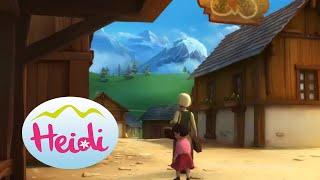 Heidi reist in die Berge - Heidi - Folge 1