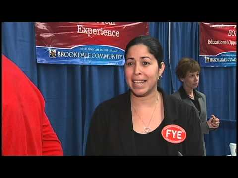Brookdale Community College's First Year Experience
