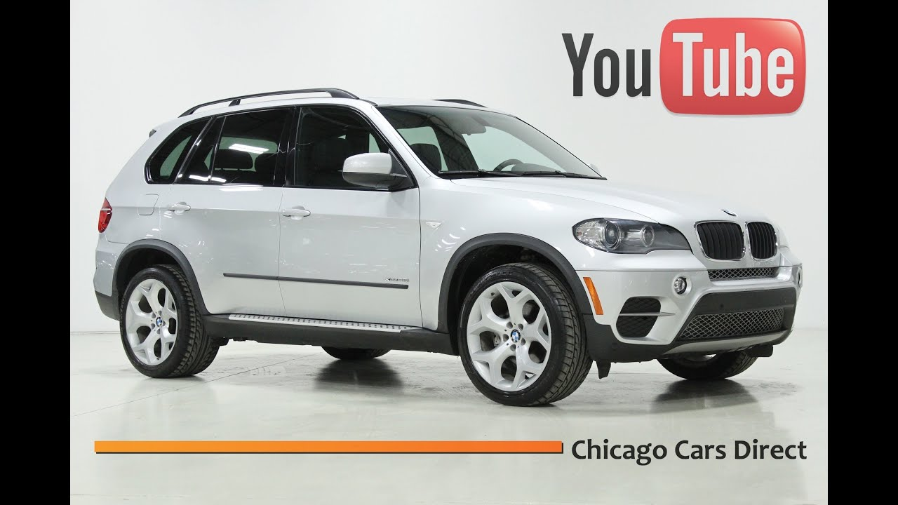 Chicago Cars Direct Presents A 2011 Bmw X5 Xdrive 35i