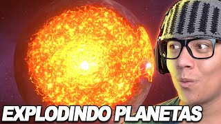 EXPLODINDO PLANETAS - Solar Smash