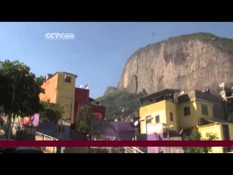 Gentrification of Rio Slums Increasing Real Estate Sales Drastically in Brazil