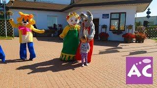 Диприз, Барановичи. Мини-зоопарк. Детский праздник. Парк животных.