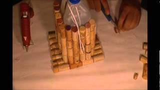 How To Make A Wine Corks Bird Feeder
