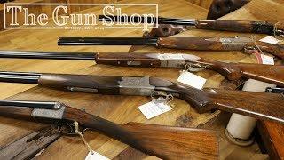 The Gun Shops Top 5 Shotguns for Game Shooting