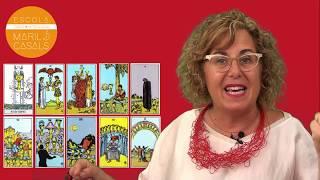 Aprender Tarot es fácil: Cuento de Copas. Explicación sencilla del palo de Copas.