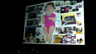 Chris Ware in Angouleme 2009 - part 1