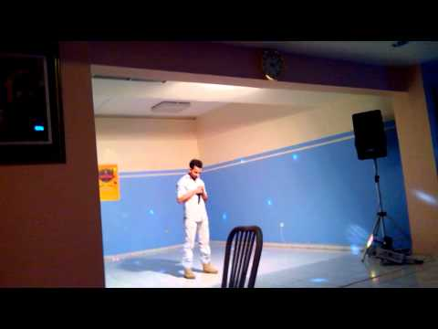My 1st Performance ( Tinku Sandhu ) wars...