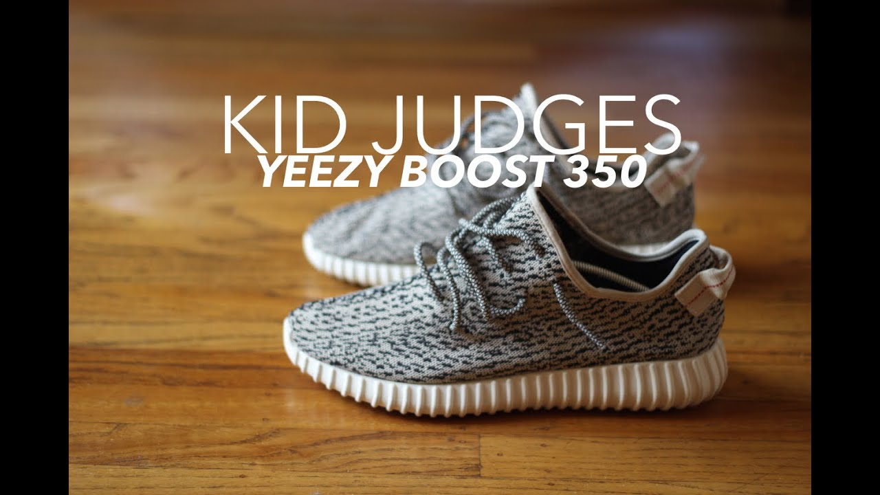 Adidas YEEZY Boost 350 'MOONROCK' On Feet Review