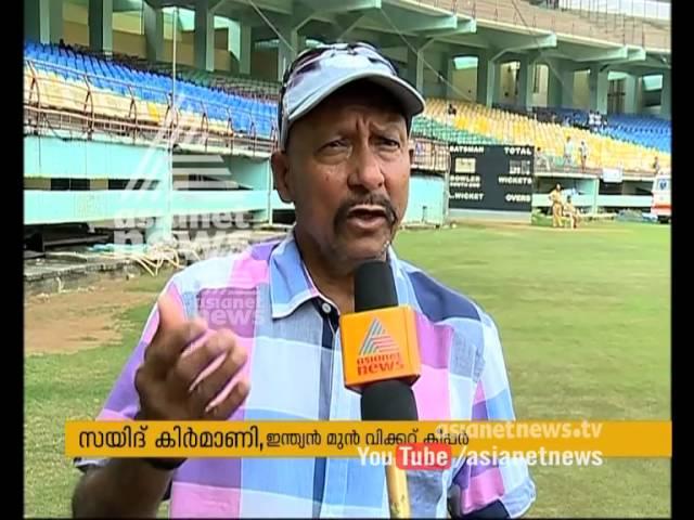 Syed Kirmani praise Indian cricket team captain Mahendra Singh Dhoni
