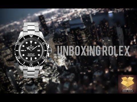 UNBOXING MONTRE ROLEX - IOFFER ➢ UNBOX - YouTube 827f469c4eb