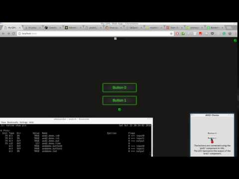 Web UIs for Machinekit based on qmlweb - Machine Koder