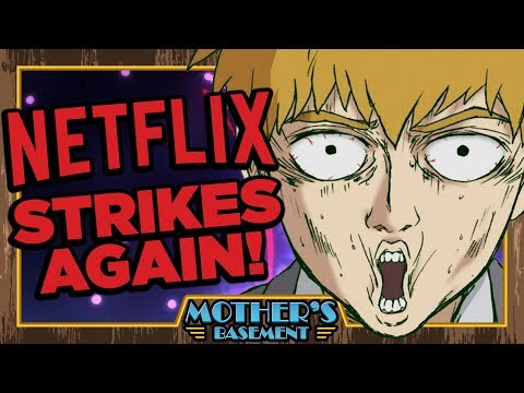 How To Ruin A Joke (Mob Psycho 100 Netflix Drama)