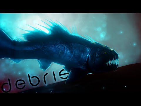 Debris - There's Something Different About This Fish... Debris Full Release Gameplay PT 3