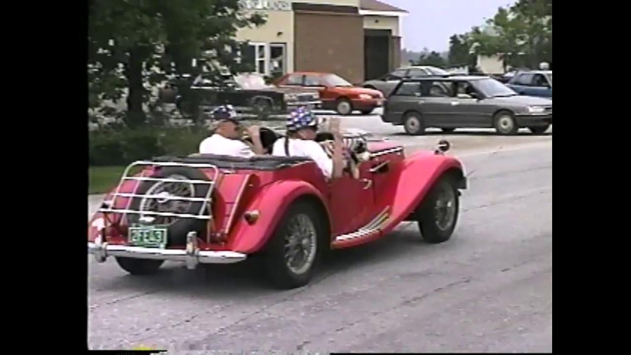 Alburg Parade  7-4-98