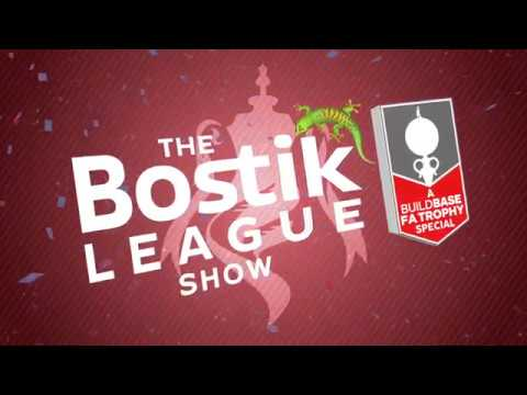 The Bostik League Show - Ep 24: Hampton & Richmond v Harlow Town (FA TROPHY SPECIAL)