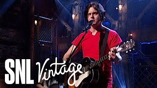 The White Stripes: We're Going to Be Friends (Live) - SNL