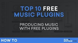 TOP 10 Best FREE VST Plugins 2018