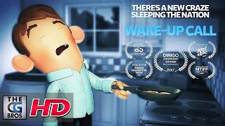 "**Award Winning** CGI 3D Animated Short  Film: ""Wake-Up Call""  - by Luke Angus Animation 