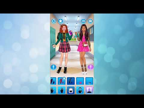 high school bffs - cool girls team hack