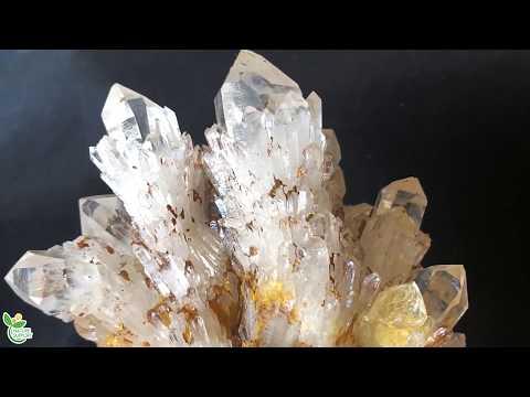 マダガスカルカテドラル ダウクリスタル Madagascar Cathedral Quartz 【Mineral Stone】