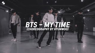 Gambar cover BTS (방탄소년단) 정국 Jungkook 'My Time' (시차) | Dance Choreography by HYUNWOO | LJ DANCE STUDIO 춤 안무 엘제이댄스