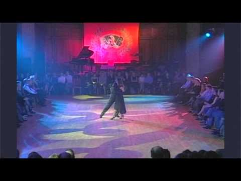 4thTango Festival London 2002 Maria Plazaola & Carlos Gavito Dance 3