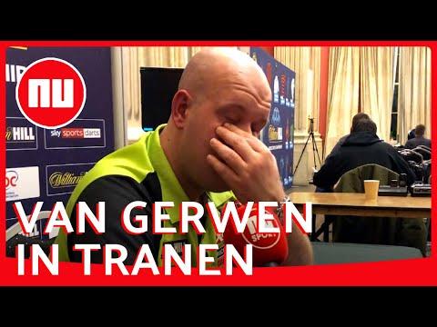 Huilende Van Gerwen Legt Uit Waarom Hij Hekel Aan Klaasen Heeft | NU.nl