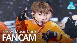 [예능연구소 직캠] NCT 127 - Simon Says (MARK), NCT 127 - Simon Says (마크) @Show Music Core 20181222