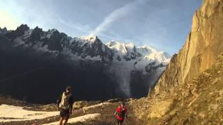 80km du Mont Blanc la course