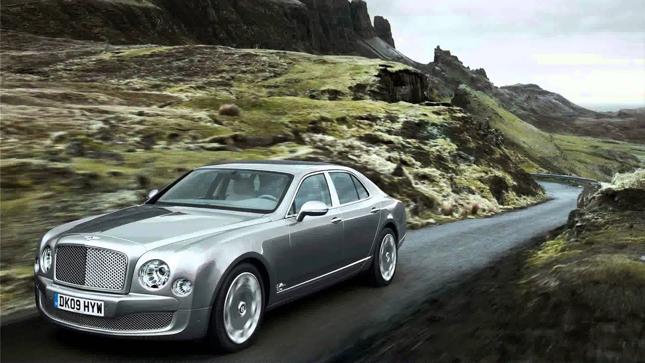 2014 bentley mulsanne youtube vanachro Images