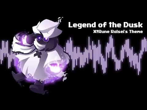 Deltarune X X!Tale - Legend Of The Dusk [X!Ralsei's Theme]