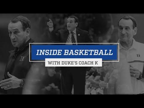 Inside Basketball With Duke's Coach K: Episode 3