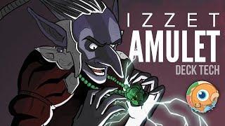 Instant Deck Tech: Izzet Amulet (Standard)